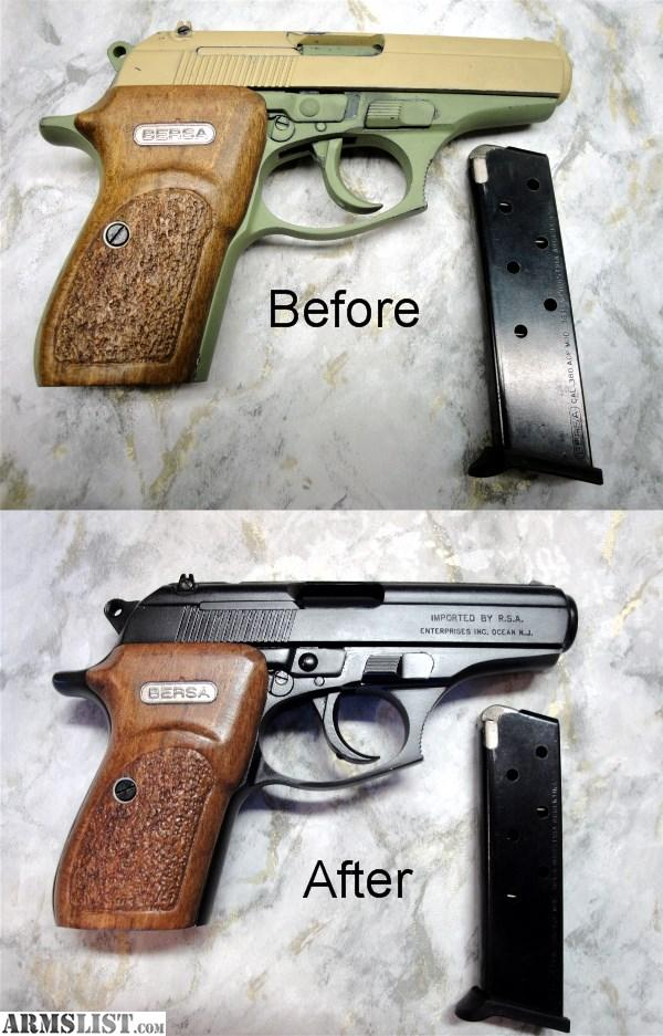 how to clean a new firearm