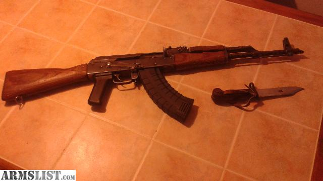 Armslist For Sale Romanian Ak 47 With Bayonet
