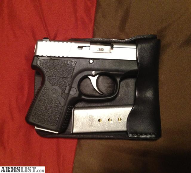 ARMSLIST - For Sale: Kahr P380 with extra mags and recluse ...