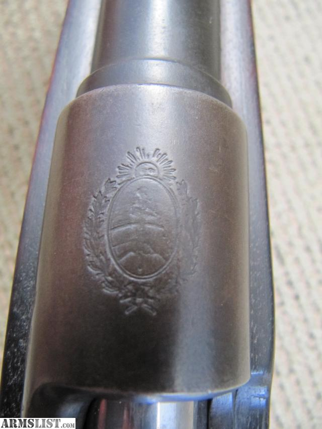 Armslist For Sale 1891 Argentine Mauser Engineer