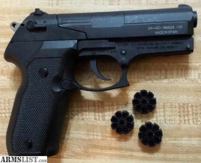 Armslist for sale trade gamo pt80 air pistol