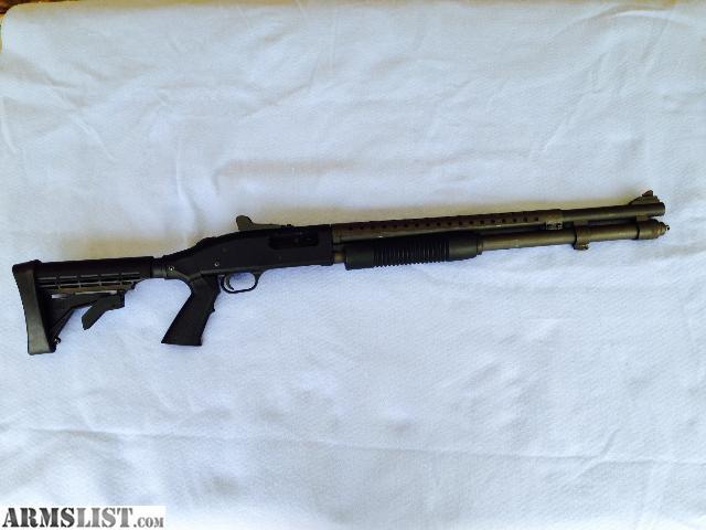 ARMSLIST - For Sale: Mossberg 590 Tactical Pump Shotgun 12ga