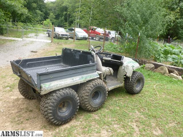 armslist for sale trade 2004 john deere 4x6 diesel gator. Black Bedroom Furniture Sets. Home Design Ideas