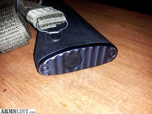 how to clean a gun stock