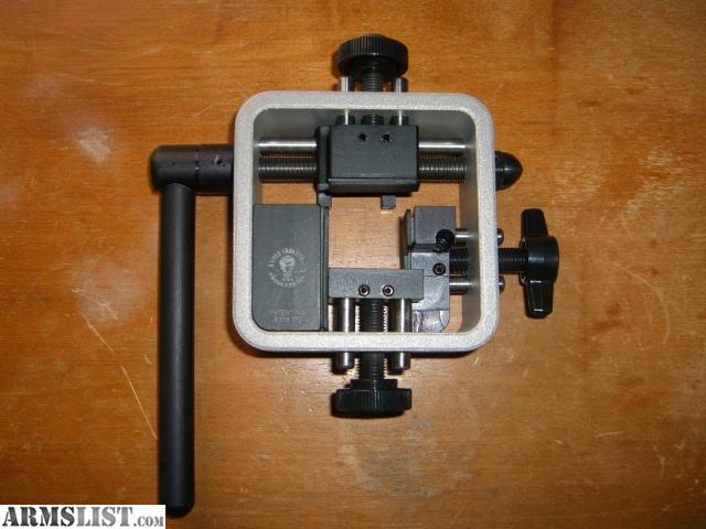 armslist for sale ksp professional uni pro uni tool universal pistol sight mover. Black Bedroom Furniture Sets. Home Design Ideas