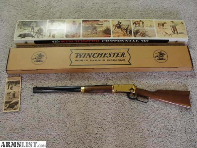 Armslist For Sale Winchester 66 Commemorative 30 30