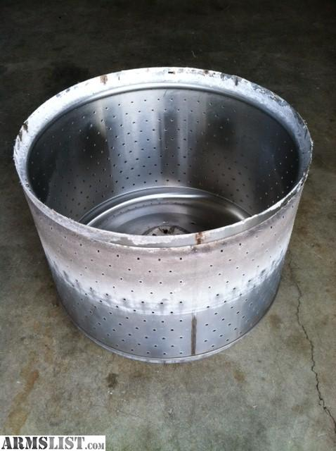 Armslist For Sale Washer Drum Fire Pits