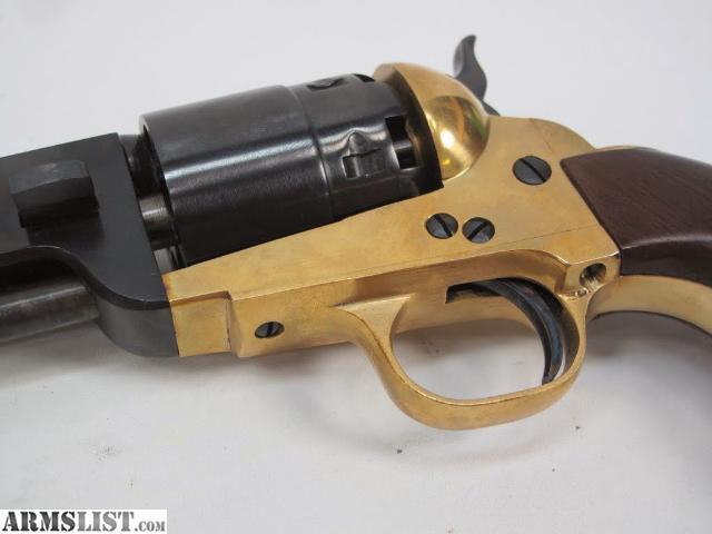 ARMSLIST - For Sale: F.llipietta 44 Cal Black Powder ...