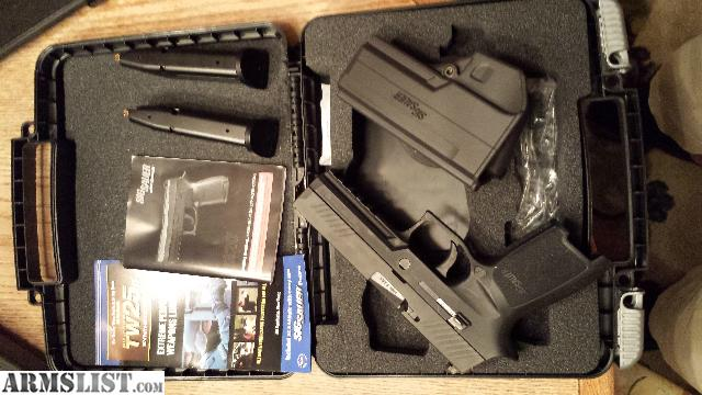 ARMSLIST - For Sale: SIG SAUER P320 9MM FULL SIZE