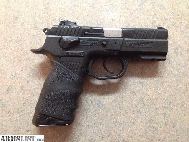 For Sale/Trade: EAA Sar Arms K2P 9mm With
