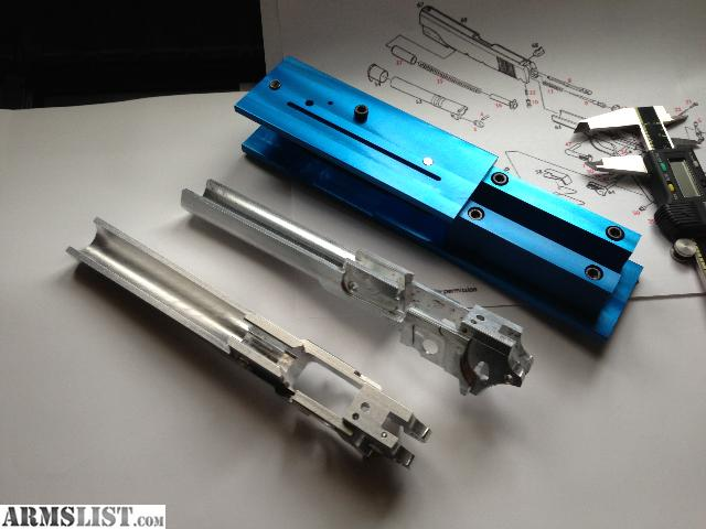 ARMSLIST - For Sale: 80% STI 2011 1911 frame with jig 2 frame and Jig
