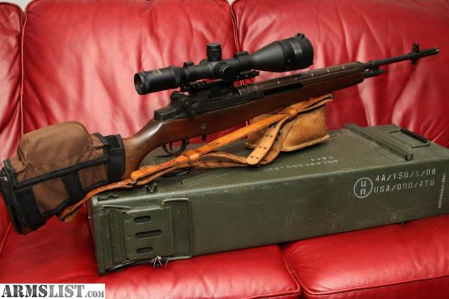 Armslist For Sale Springfield Armory M1a National Match