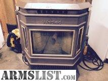 Armslist for sale whitfield advantage ii pellet stove for Lakewood wood stove for sale