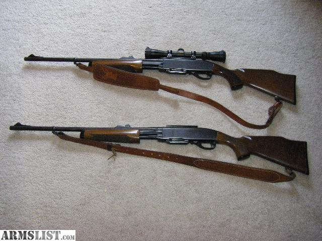 ARMSLIST - For Sale: 2 Remington Model 7600 .308 pump ...