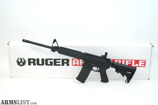 Armslist For Sale Ruger Ar 556 Rifle 16 Ar 15 223 556