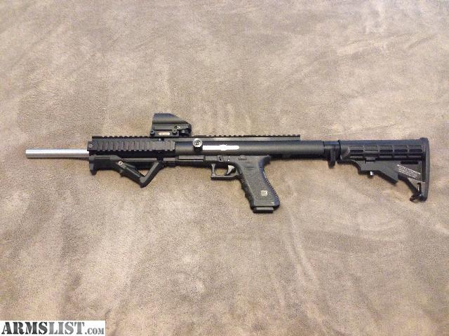 ARMSLIST - For Sale: 9mm MechTech / Glock Carbine