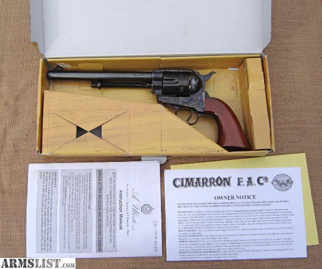 Armslist for sale cimarron uberti model p 44spl colt - Replica mobel legal ...