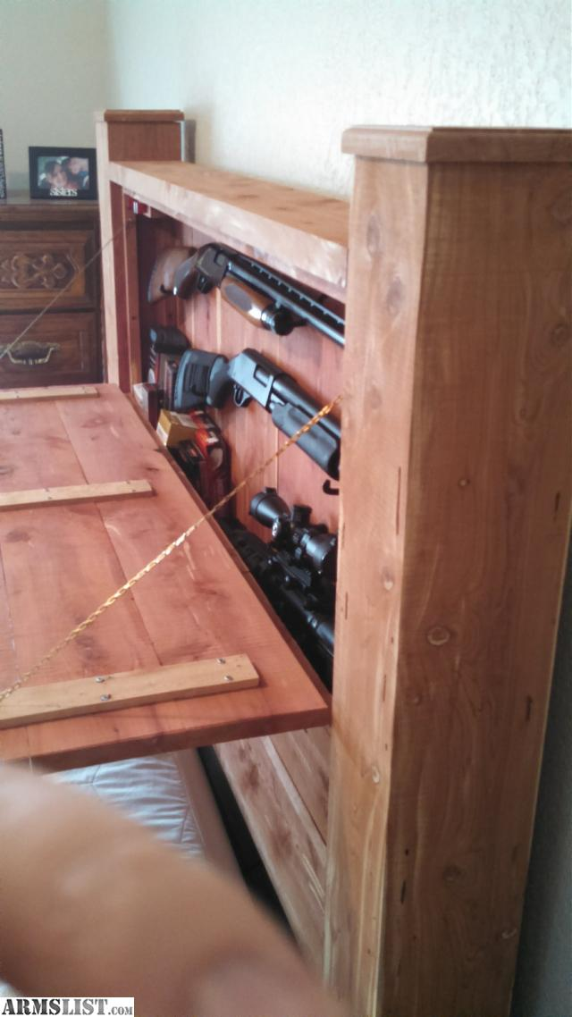 Armslist for sale hideaway gun safe for How to build a gun safe room