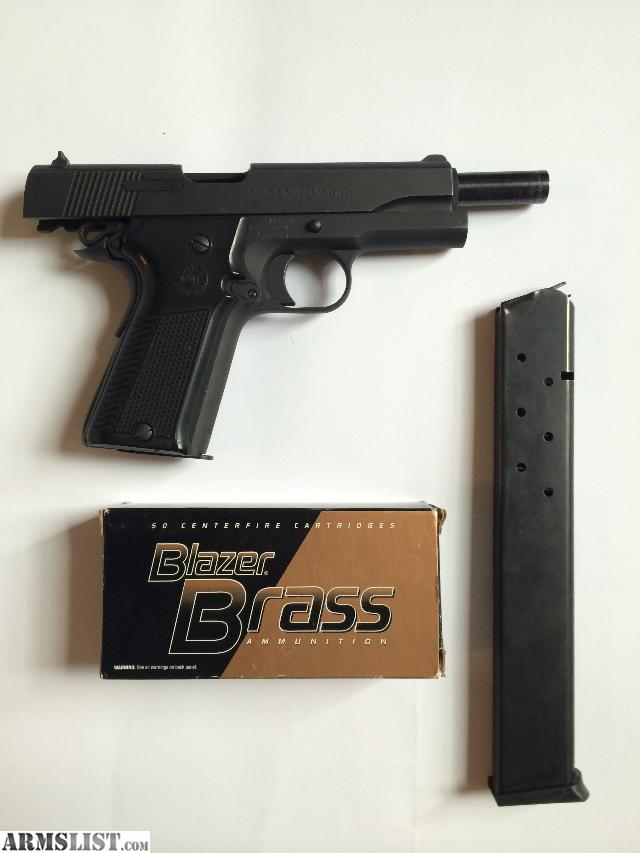 ARMSLIST - For Sale: LLAMA 1911 MAX-1 .45 W/ EXTENDED CLIP