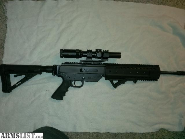 Armslist For Sale Masterpiece Arms Mpar Semi Auto Rifle