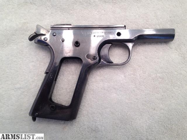 ARMSLIST - For Sale: Vintage 1916 Colt 1911 4th year production