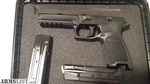 ARMSLIST - For Sale: Sig Sauer p320 full size