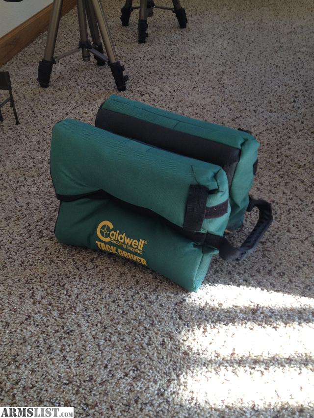 Armslist For Sale Caldwell Tack Driver Bench Rest Bag