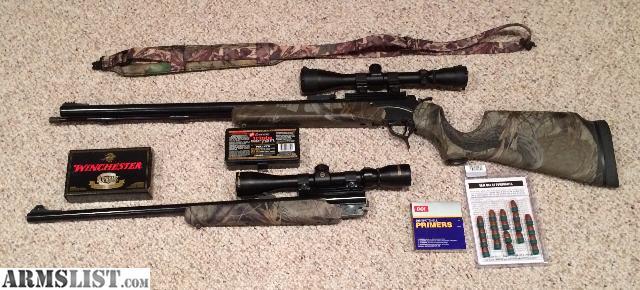 Armslist For Sale Thompson Center Muzzleloader