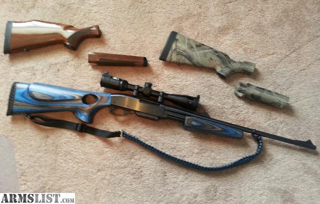 Remington 7600 Thumbhole Rifle Stock Related Keywords