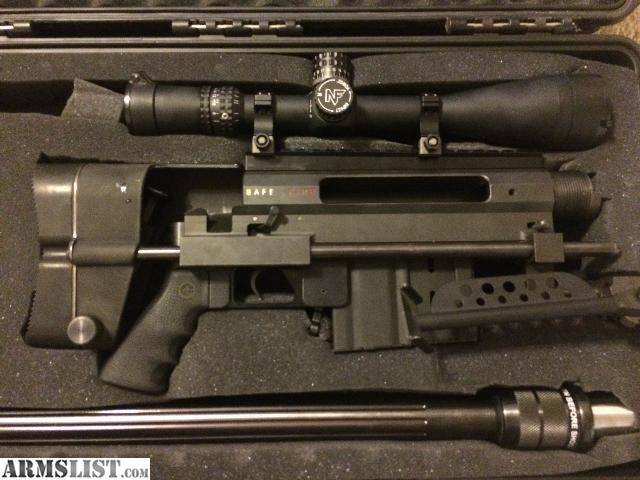 ARMSLIST - For Sale: EDM Arms Windrunner .408/.50BMG