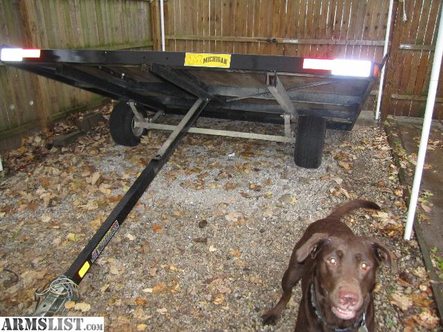 how to get a trailer registered in michigan