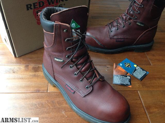 Red Wing Work Boots For Sale - Cr Boot