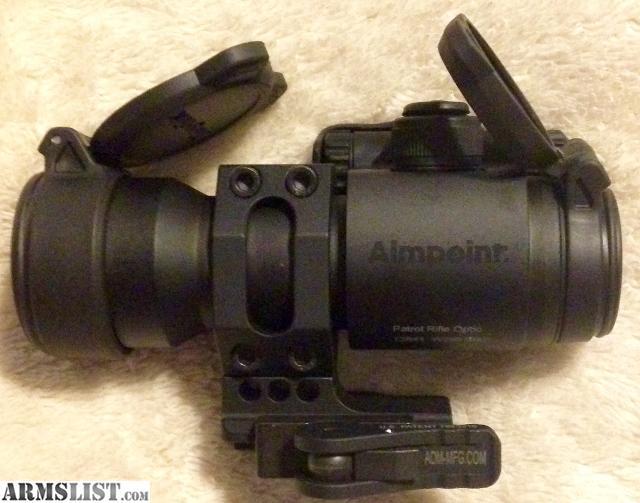 aim red dot sight manual