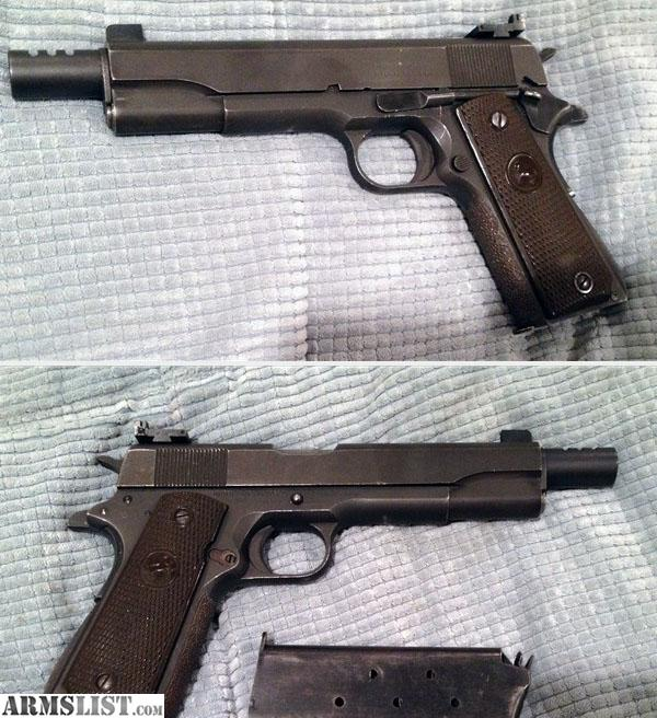 Remington 45 Cal 1911 – BK3