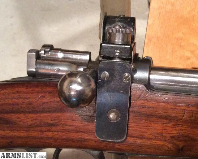 Swedish Mauser Rear Sight – Home Exsplore