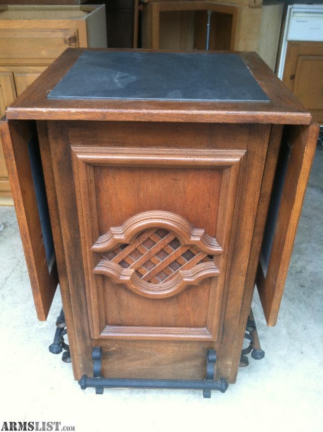 Armslist for sale trade antique portable bar - Mobile bar vintage ...