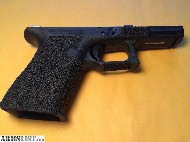 Armslist For Sale Custom Glock 19 Gen3 Frame Only