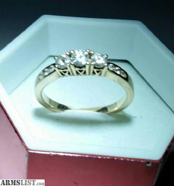 ARMSLIST For Sale ZALES PAST PRESENT AND FUTURE DIAMOND RING