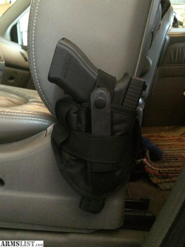 ARMSLIST - For Sale: CAR SEAT HOLSTER