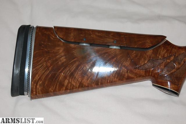 Custom Remington 1100 Trap Shotgun Stock