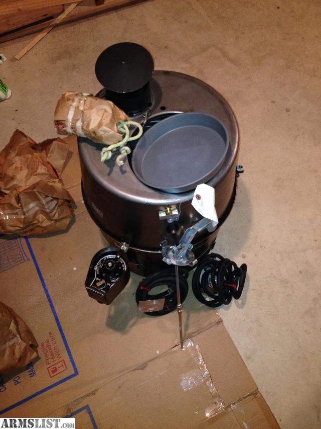Franklin WI for sale $140.00 a military tent heater 45.000 BTUu0027S # H45 type II meaning its a liquid fuel heater runs primarily on diesel jet fuel ... & ARMSLIST - For Sale: MILITARY TENT HEATER H45. 45000 BTUS MULTI ...