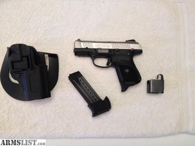 ARMSLIST - For Sale/Trade: Stainless Ruger SR9c, 10 & 17