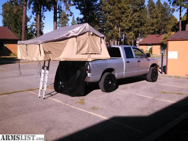 Hello I am selling my like New CVT Rooftop Tent. I has been used several times during family vacation and very well taken care of. & ARMSLIST - For Sale: CVT Rooftop Tent Mt Rainier Model with Annex!