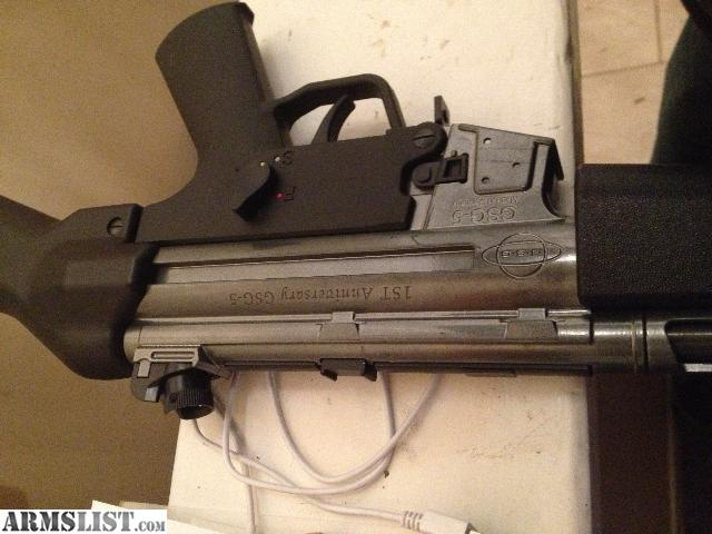 Armslist for sale titanium gsg mp clone rare st
