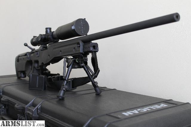 Armslist For Sale Remington 700 Police Mounted In