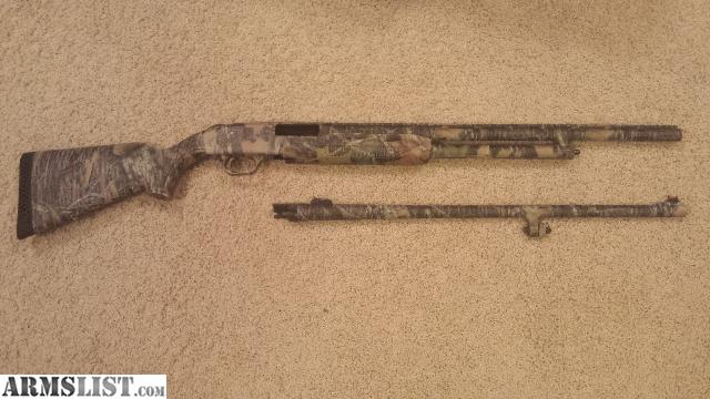 ARMSLIST - For Sale: Mossberg 500 20 Ga. Camo Youth Combo