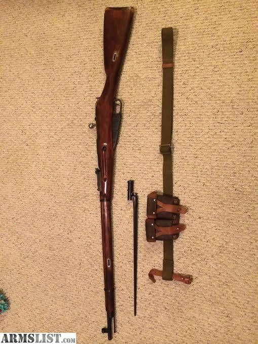 how to clean a mosin