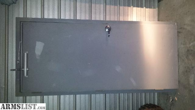 Armslist For Sale 36 Steel Door And Frame Use It For