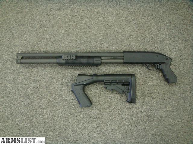 ARMSLIST - For Sale: Mossberg 500 12GA Pump Tactical Home ...