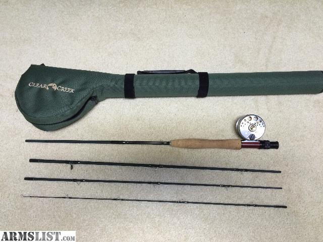 Armslist for sale fly ultra light fishing gear for Fishing equipment for sale